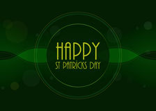 Special St.Patrick's day background Royalty Free Stock Images