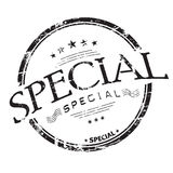 Special stamp Royalty Free Stock Photography