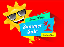 Special Summer Sale Stock Photography