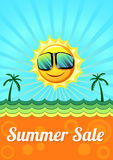 Special Summer Sale Royalty Free Stock Images