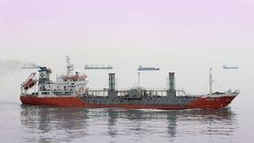 Special tankfartyg Royaltyfria Foton