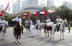 Special Task Force Team, Dubai Royalty Free Stock Photo