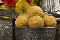 Besan Laddu Stock Photography