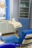 Special utrustning för en tandläkare, kontor Fotografering för Bildbyråer