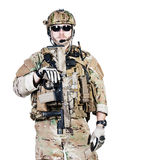 Special warfare operator Stock Photography