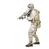 Special warfare operator Stock Image