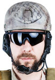 Special warfare operator Royalty Free Stock Photos