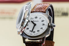 Speciala klockor för rullgardinen Royaltyfri Fotografi