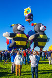 Speciala Shape ballonger Royaltyfria Bilder