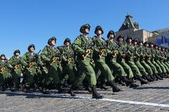 Speciala soldater Arkivfoto