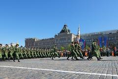 Speciala soldater Royaltyfri Fotografi