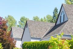 Specialbyggt hus Royaltyfri Bild