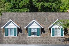 Specialbyggt hus Arkivfoton