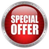 Speciale aanbieding Royalty-vrije Stock Foto's