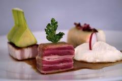 Speciale apetizer Stock Foto
