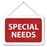 Speciale behoeften Royalty-vrije Stock Fotografie