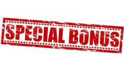 Speciale bonus stock illustratie