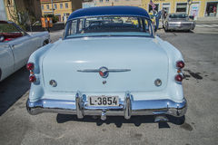 1954 Speciale 4 deursedan van Buick Stock Foto's