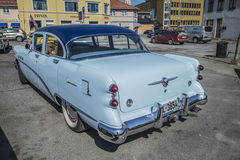 1954 Speciale 4 deursedan van Buick Stock Foto