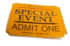 Speciale gebeurtenis Royalty-vrije Stock Afbeeldingen