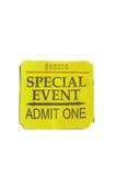 Speciale gebeurtenis Stock Foto