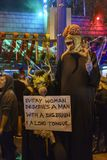 Speciale gebeurtenis - het Westen Hollywood Halloween Carnaval Royalty-vrije Stock Foto