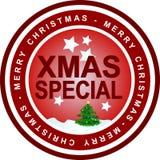 Speciale Kerstmis vector illustratie