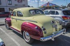 1948 Speciale Luxe van Plymouth Stock Afbeeldingen