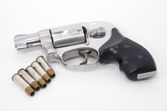 speciale revolver 38 Stock Afbeeldingen
