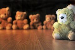 Speciale teddybeer Stock Foto's