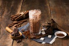 Speciale uitstekende stijl van koffiekop stock afbeelding