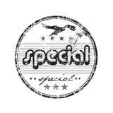 Speciale zegel Royalty-vrije Stock Foto