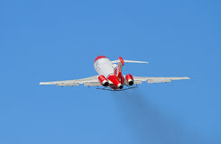 Specialist Boeing 727 för oljeutsläpprengöringar Royaltyfria Bilder