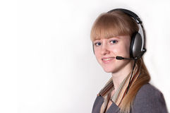 Specialist Call Centre Stock Image
