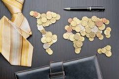 Specialista di finanza Fotografie Stock