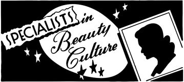 Specialists In Beauty Culture 3 Royalty Free Stock Photo