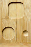 Specialized wooden surface Royalty Free Stock Images