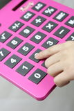 Specially calculator Stock Images