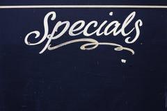 Specials Royalty-vrije Stock Afbeeldingen