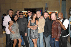 """The Specials. Cast and Crew of """"Hell Ride""""  at the Special Screening of """"Hell Ride"""". Egyptian Theatre, Hollywood, CA. 07-31-08 Royalty Free Stock Photo"""