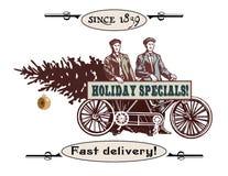 Specials do feriado Imagem de Stock