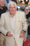 The Specials,Gene Barry. Actor GENE BARRY at the special fan screening of War of the Worlds at the Grauman's Chinese Theatre, Hollywood. June 27, 2005 Los Stock Images