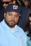 The Specials,Ice Cube. Actor ICE CUBE at the special fan screening of War of the Worlds at the Grauman's Chinese Theatre, Hollywood. June 27, 2005 Los Angeles Stock Photo
