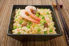 Specialstekt Rice Royaltyfria Bilder