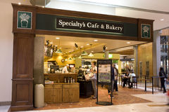 Specialty's Cafe & Bakery Royalty Free Stock Photography