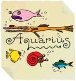 Specie dal mare profondo in acquario Fotografia Stock
