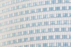 Specificera av skyskrapan Windows. Arkivbilder