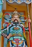 specificera tempel för cao dai Cai Be vietnam Royaltyfria Foton