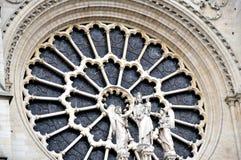 Specificerar av ett forntida fönster Arkivfoton