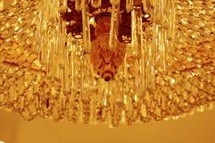 Specificerar ljuskronor Royaltyfri Bild